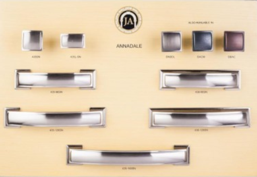 Cabinet Hardware – If It's Wood Cabinetry, Granite & Tile